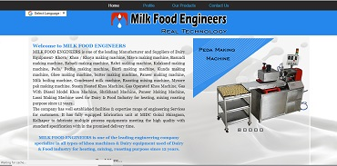 Milk Food Engineers