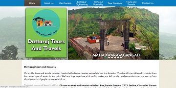 dattaraj tours and travels